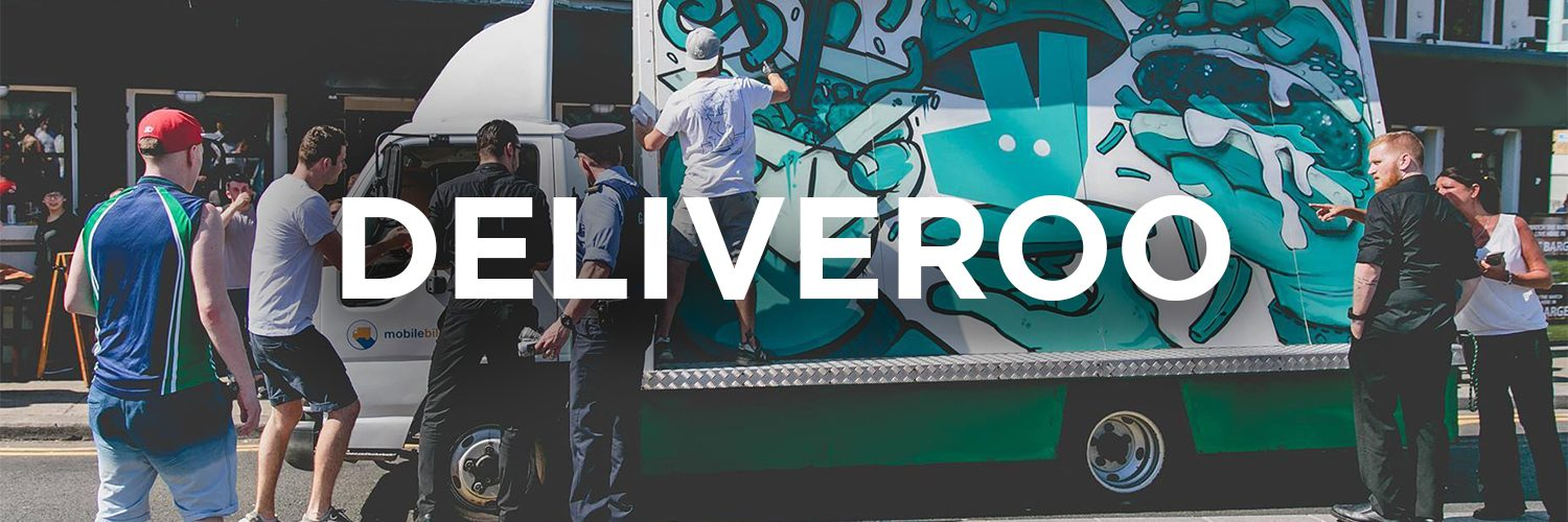 Deliveroo - Project Image